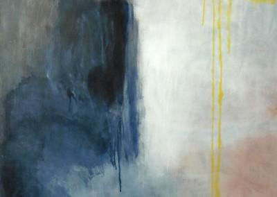 Aleppo,  12-11-06, olie-doek, 80 x 100 cm