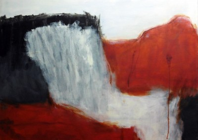 Anastasia, 20-5-07, olie-doek, 90 x 100 cm