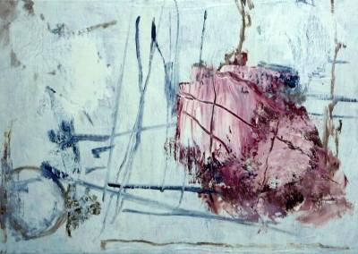 Arctic day, 2012, olie-doek, 35 x 50 cm