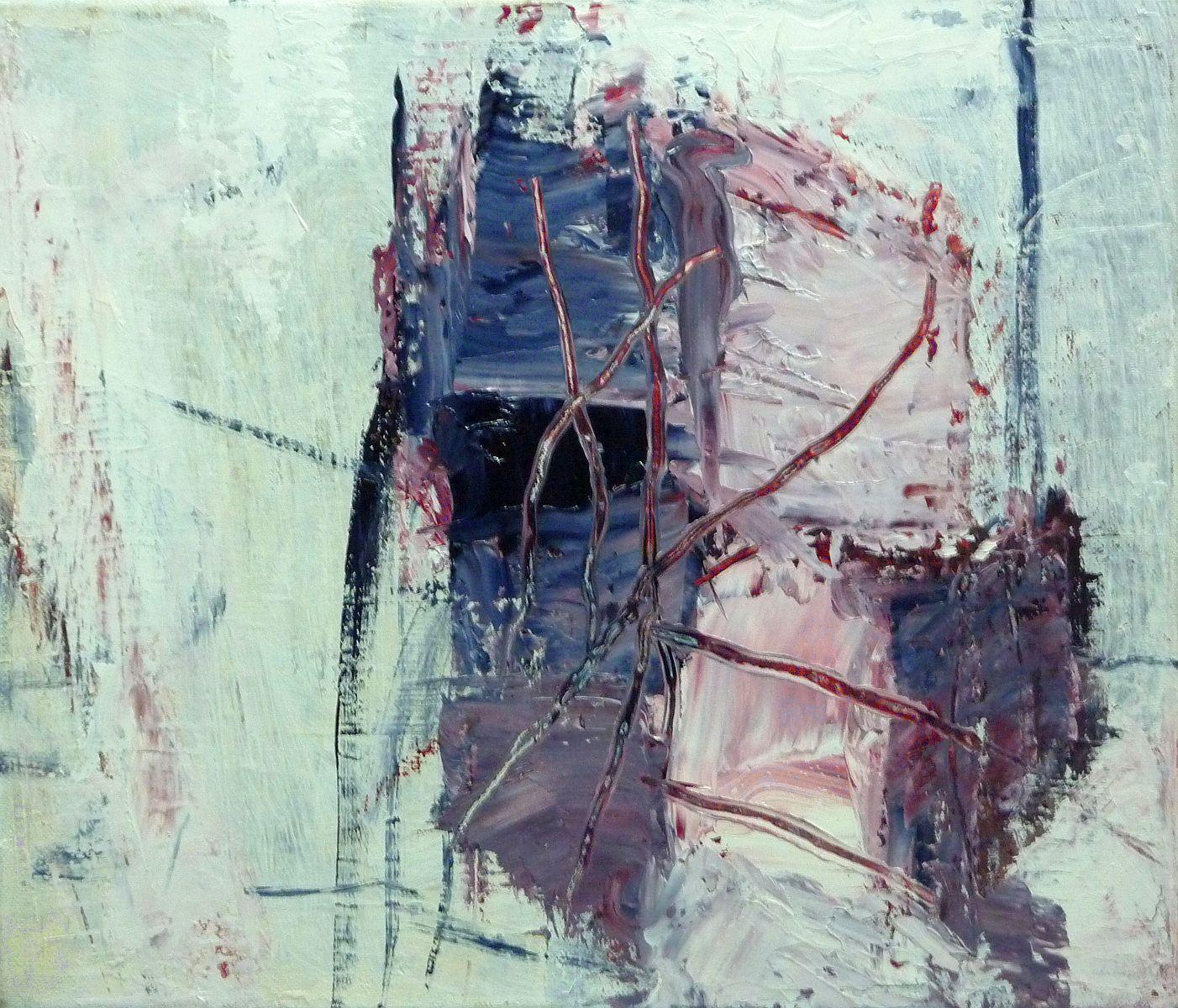Lyrisch abstract – olieverf op doek – 2010-2012