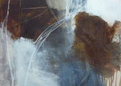 Terra, 2012, olie-doek,  60 x 40 cm