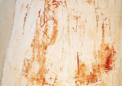 Z.t., 10.5.98, materie-doek, 120 x 100 cm