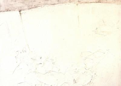 Z.t., 25.7.94, materie-doek, 120 x 100 cm