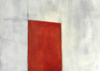 Z.t., 28-2-91, olie-doek, 70 x 61 cm, niet te koop