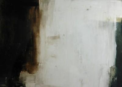 Z.t., 3-1-96, no.327, olie-doek, 80 x 100 cm, verk.