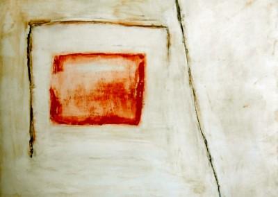 Z.t., 7-12-92, acryl-pap., 50 x 65 cm, verk.