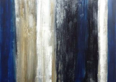 Abstract – olieverf op doek – jaren 90