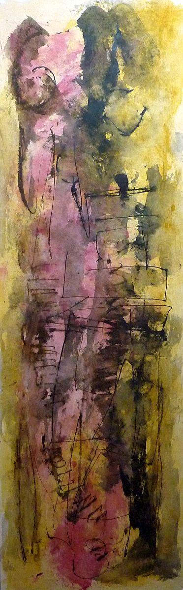 banier 29, Z.t., 2011, 200 x 65 cm