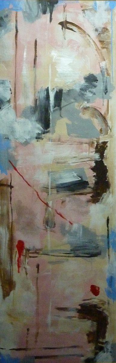 banier 6, Erotica, 2005, 200 x 65 cm